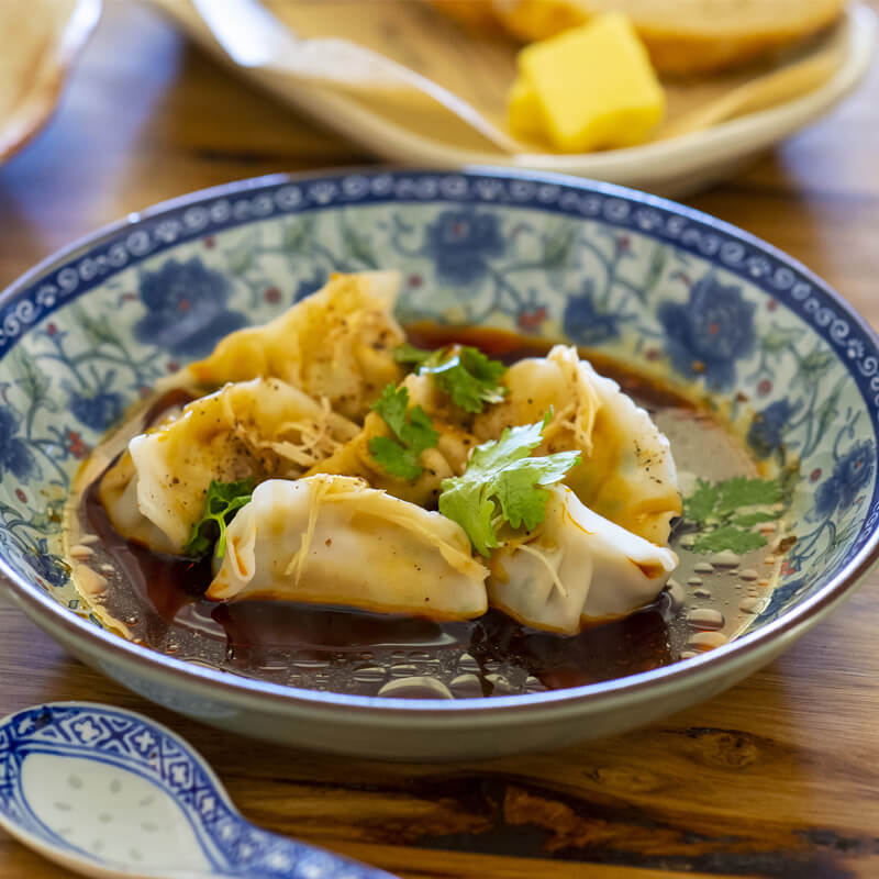 Spencer Gulf Prawn Dumplings